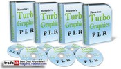 Thumbnail Turbo Graphics PLR Package!