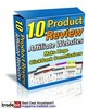 10 Product Review Affiliate WebSites MRR!