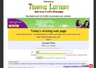 Traffic Lottery Script MRR!