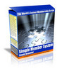 Thumbnail Simple Member System Script Master Resell Rights