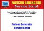 Favicon Generator Service Script MRR