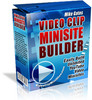 Thumbnail Video Clip Mini site Builder MRR!
