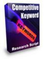 Thumbnail Competitive Keyword Research Script PLR