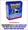 Thumbnail VideoWebWizard MRR Video Web Wizard