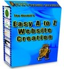 Thumbnail Easy Website Creation From A to Z Video Tutorial MRR
