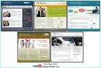 Thumbnail 5 Brand New HTML Themes Master Resale Rights!