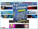 Thumbnail EZ PSD Graphic Templates MRR!