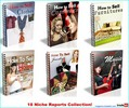 Thumbnail 18 Niche Reports Collection Idea PLR Tool Only Not Ebook !