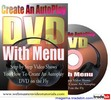 Thumbnail Create An Autoplay DVD With Menu MRR!