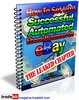 Thumbnail How to set up a Successful, Automated Ebook Business on eBay MRR!