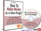 Thumbnail How To Make Money As A Video Blogger with MRR!