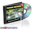 Thumbnail Tranquil Waterfall Natural Sounds Royalty Free MRR!
