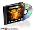 Thumbnail Log Cabin Fire Natural Sounds Royalty Free MRR!