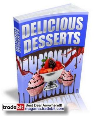 Product picture Delicious Desserts PLR!