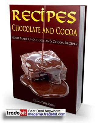 Product picture Chocolate and Cocoa Recipes PLR!