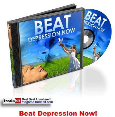 Product picture Beat Depression Now PLR!