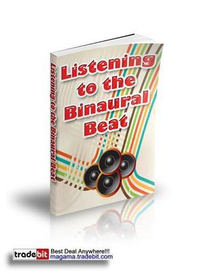 Product picture Listening to the Binaural Beat MRR!