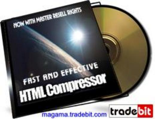 Product picture HTML Compressor MRR!