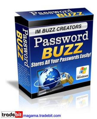 Product picture Password Buzz MRR!