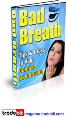 Product picture Bad Breath PLR MRR!