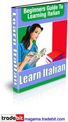 Product picture Learn Italian - Beginners Guide to Learning Italian PLR MRR!