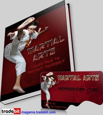 Product picture Martial Art PLR MRR!