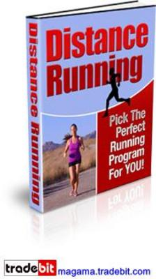 Product picture Distance Running - Pick The Perfect Running Program For YOU!