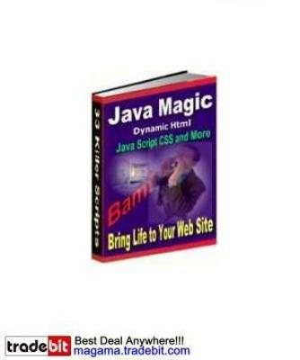 Product picture Java Magic MRR!