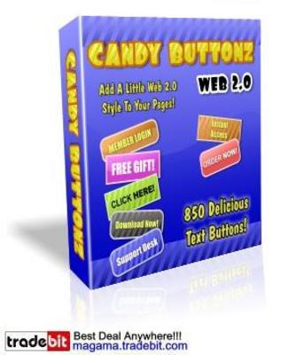 Product picture Candy Buttonz Vol. 1 MRR!