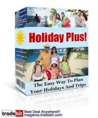 Product picture Holiday Plus Package MRR!