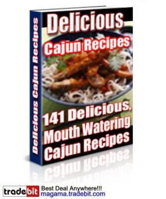 Product picture Delicious Cajun Recipes MMR!