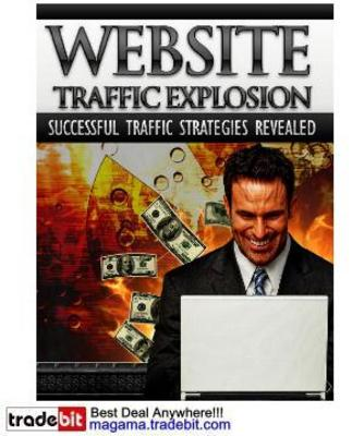 Product picture Website Traffic Explosion PLR!