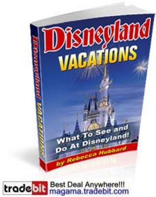 Product picture Disneyland Vacations MRR!