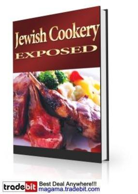 Product picture Jewish Cookery Exposed PLR MRR!