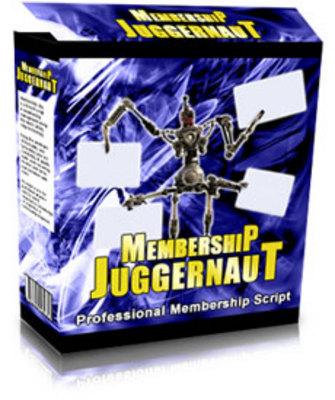Product picture Membership Juggernaut Mrr