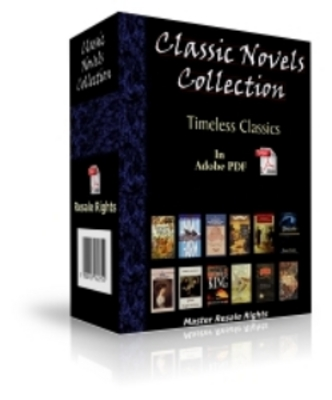 Product picture Classic Novels Collection Timeless MRR