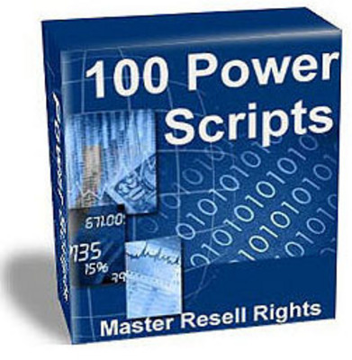 Product picture 100 Power Scripts MRR