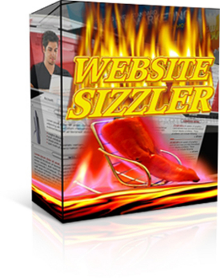 Product picture Introducing Website Sizzler MRR