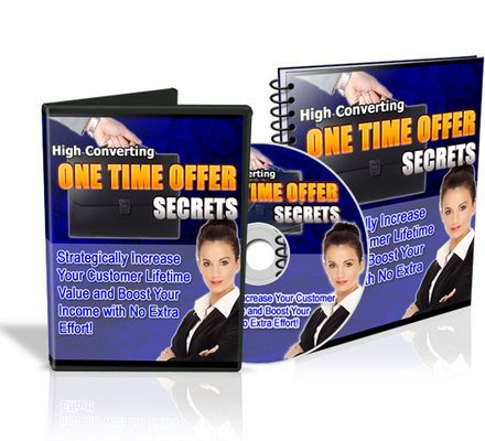 Product picture High Converting One Time Offer Secrets MRR