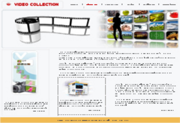 Product picture 5 Brand New HTML Templates MRR and PLR