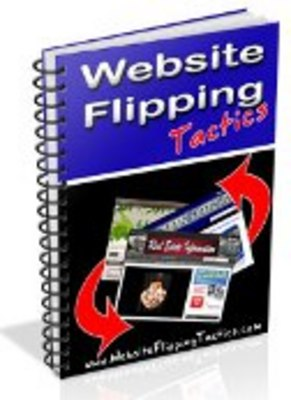 Product picture Website Flipping Tactics MRR