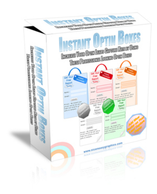 Product picture 10 Instant Optin Boxes Templates RR