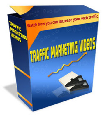 Product picture TRAFFIC MARKETING VIDEOS Tutorial PLR