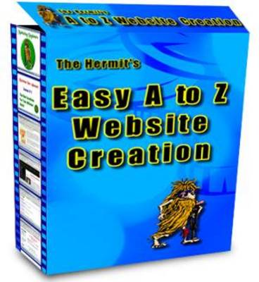 Product picture Easy Website Creation From A to Z Video Tutorial MRR