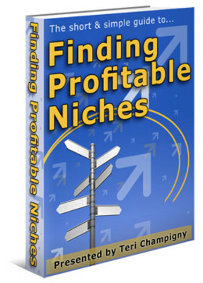 Product picture Finding Profitable Niches MRR