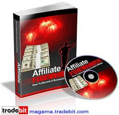 Product picture Affiliate Fireworks PLR!