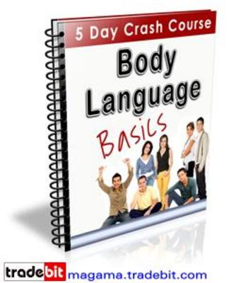 Product picture Body Language Basics 5 Day Crash Course PLR!