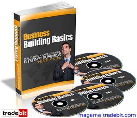 Product picture Business Building Basics PLR!
