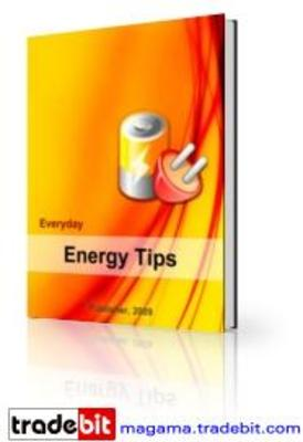 Product picture Everyday Energy Tips PLR!