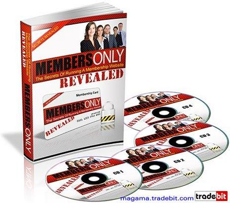 Product picture Members Only Revealed PLR!